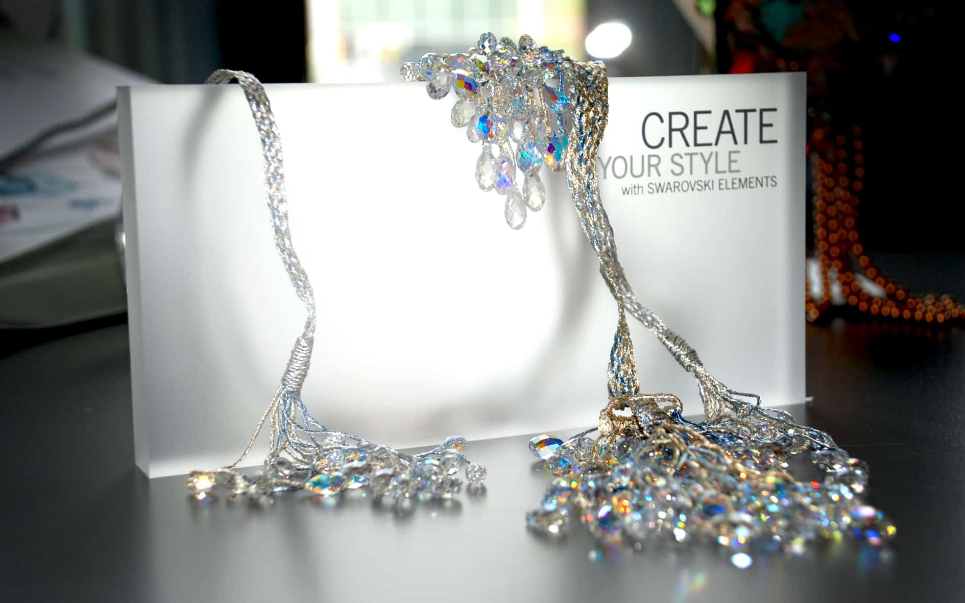 Display Swarovski Create Your Style
