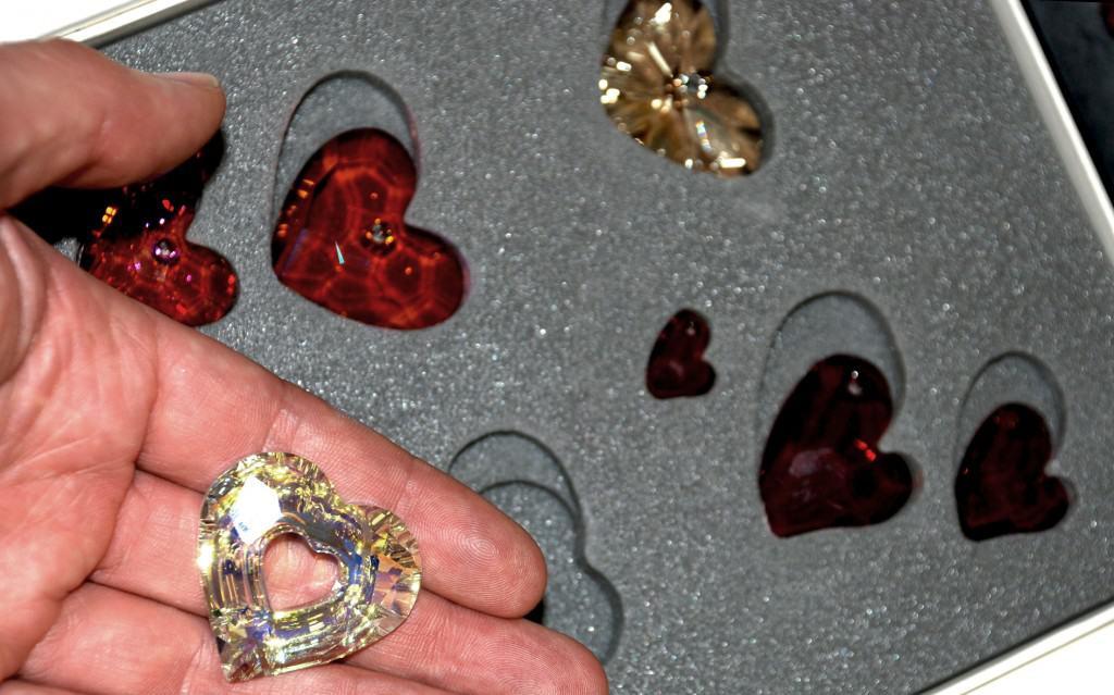 Swarovski - LOVE STORY OF THE HEART, Swarovski Designers Edition