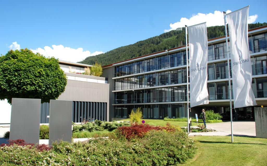 Firmengebäude Swarovski