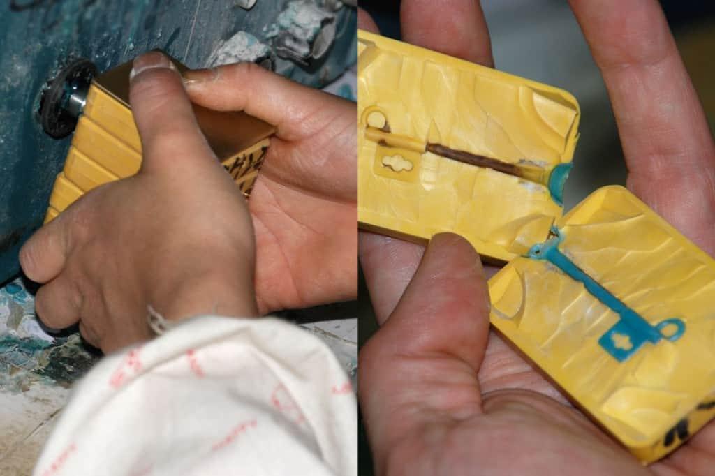 Produktion von Perlen und Accessoires aus Metall