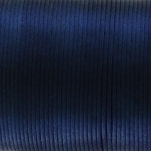 Satinschnur, marineblau