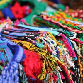 Baumwollbänder