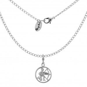 Halskette Sternzeichenanhänger Schütze