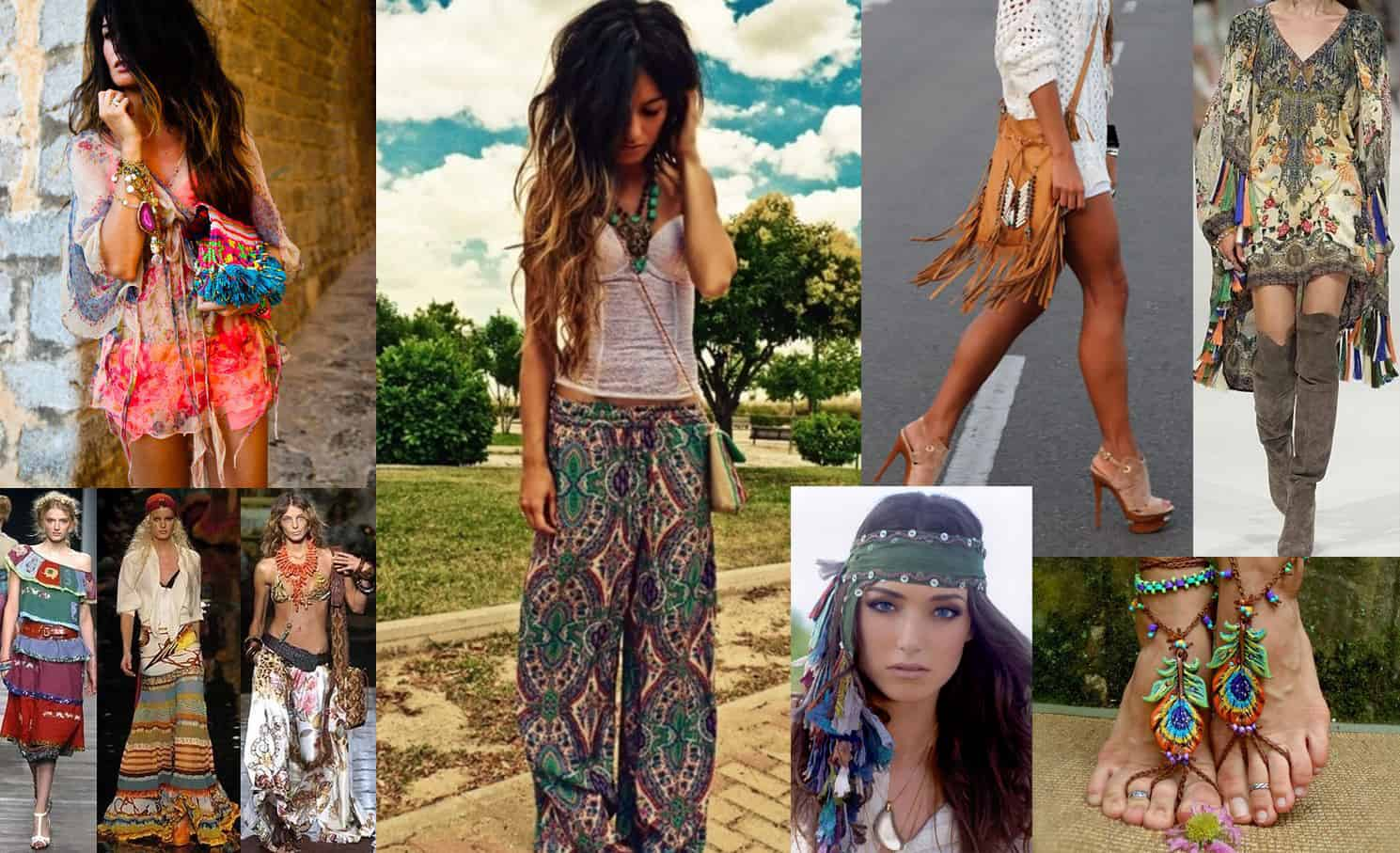 perlen schmuck hippie look blog