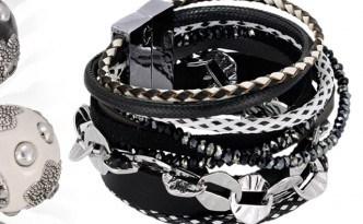 Style-Update: Black & White Schmuck