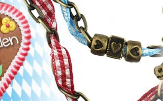 Oktoberfest Schmuck Wiesn-Party