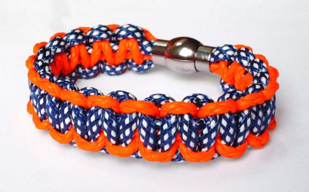 Weberknoten Armband