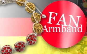 Shamballa Fanarmband - Blog Artikel