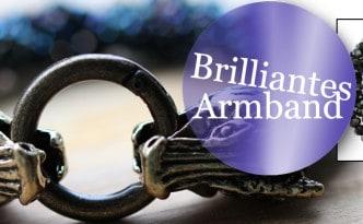 brilliantes Armband Bastelanleitung