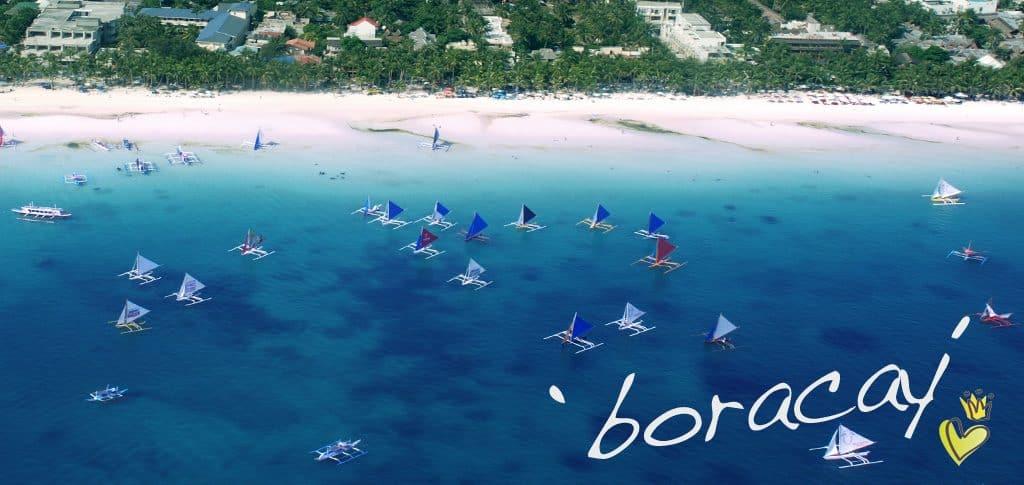 Edelholzperlen von kronjuwelen.com - Reisefoto Insel Boracay
