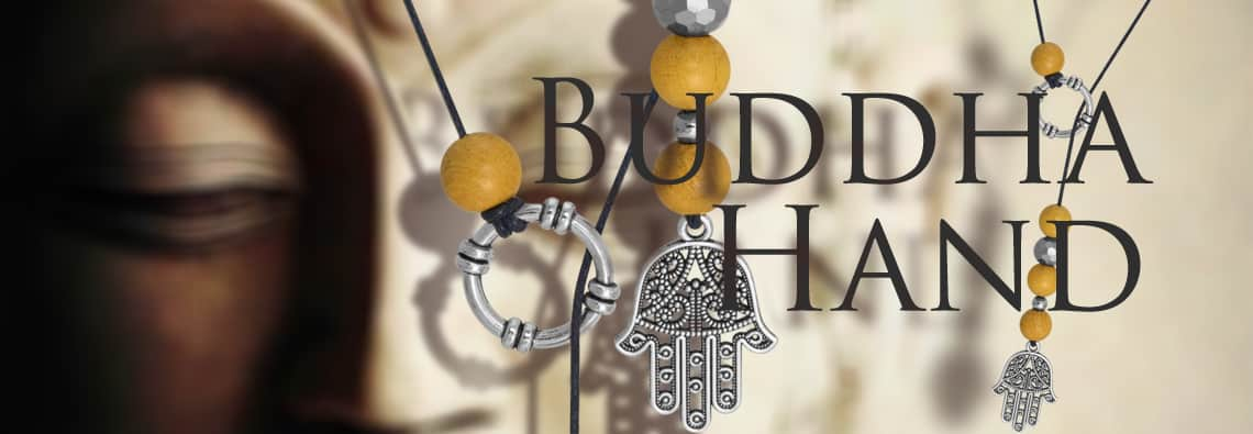 Buddha Halskette