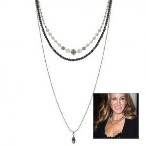 Lange Halskette StarStyle Sarah Jessica Parker