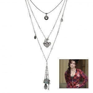 Halskette mit Chams StarStyle Helena Bonham Carter
