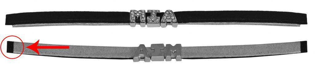 Buchstabenkette für Kinder
