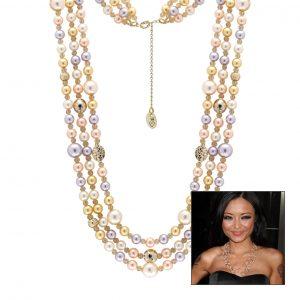 Perlenkette StarStyle Jessica Biel