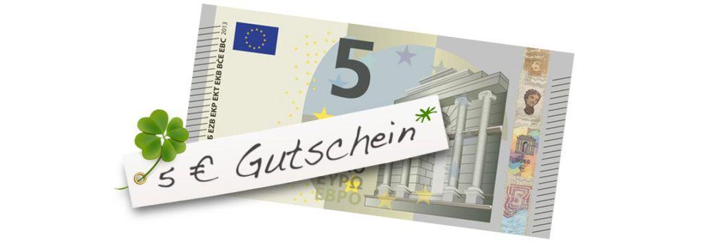 Sportwetten 5 Euro Gutschein