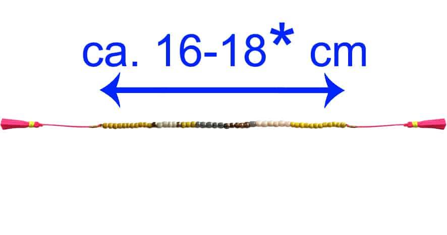 Anleitung Rocailles Armband kronjuwelen.com - Schritt 15