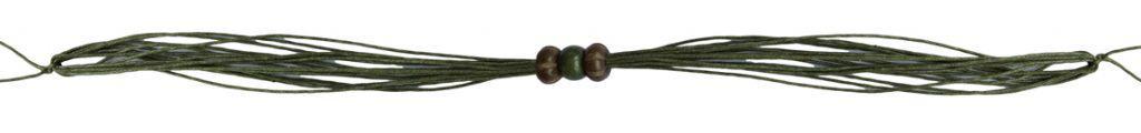 Anleitung geknotetes Armband von kronjuwelen.com - Schritt 3