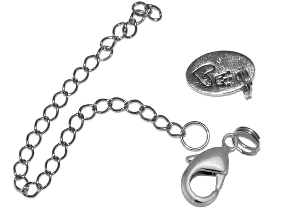 Perlenkette Anleitung Schritt 13 von kronjuwelen.com