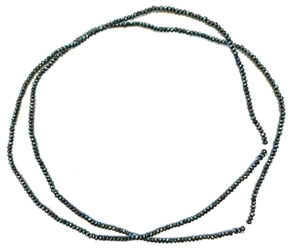 Anleitung Glasperlenarmband von kronjuwelen, Schritt 1