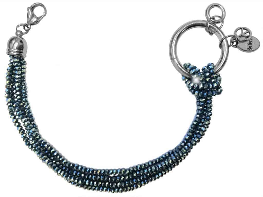 Anleitung Glasperlenarmband von kronjuwelen, Schritt 3