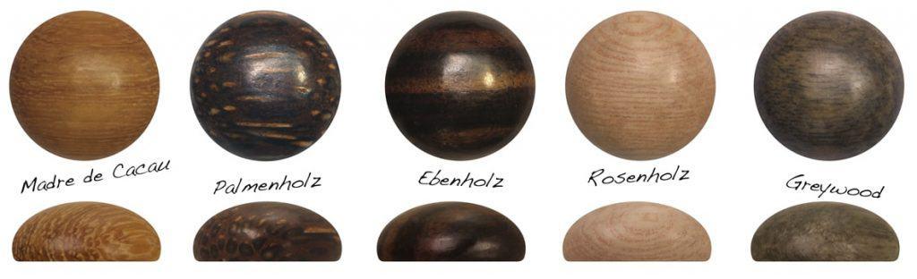 Holz Cabochons