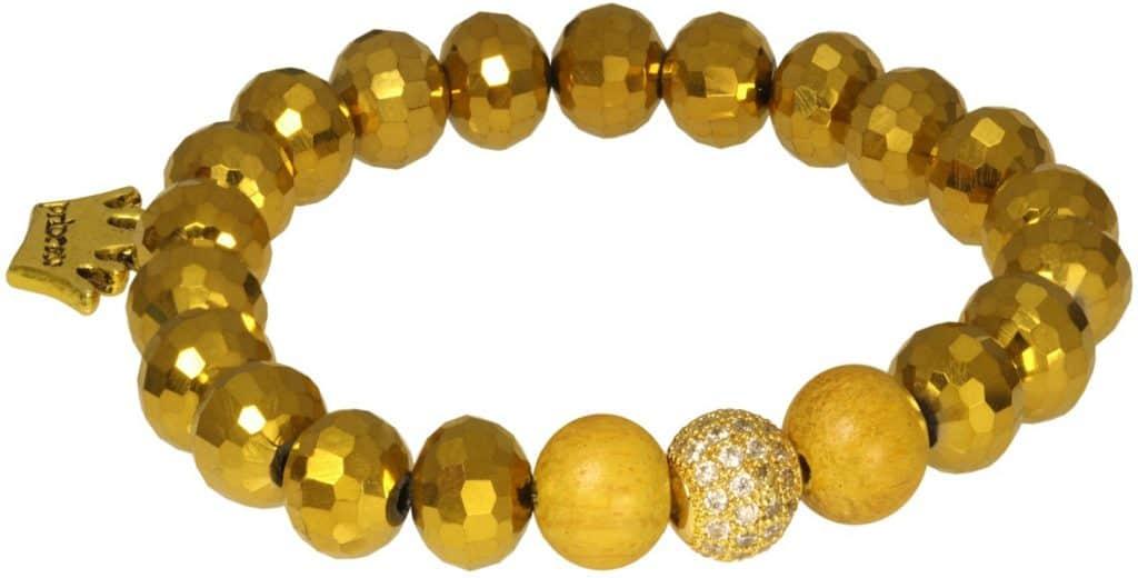 Armband Gold von kronjuwelen.com