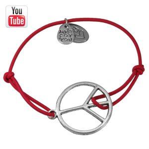 Armband mit Schiebeknoten von kronjuwelen.com