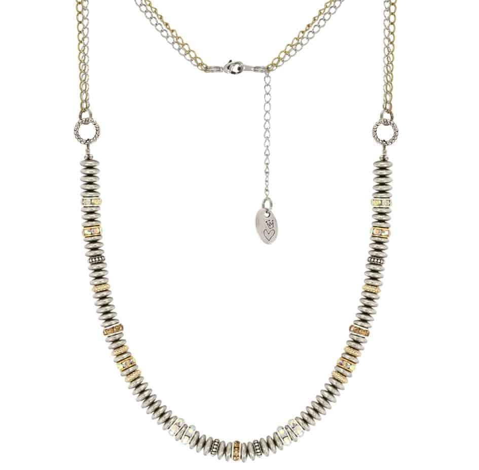 Jessica Alba Kette Spacer - von kronjuwelen.com