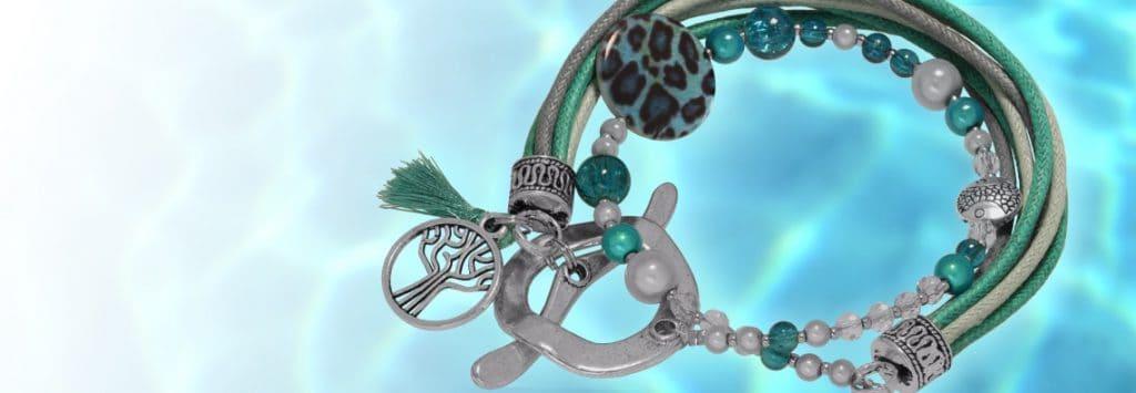 Armband mit Knebelverschluss von kronjuwelen.com