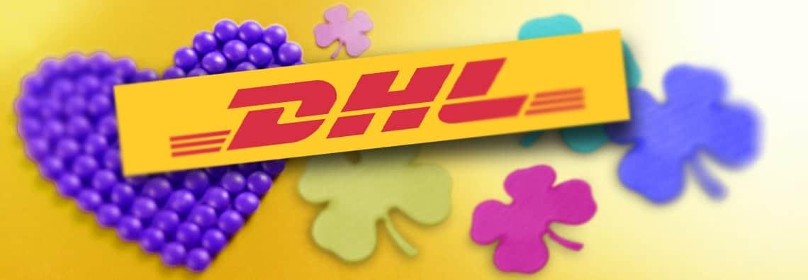 DHL Lieferung