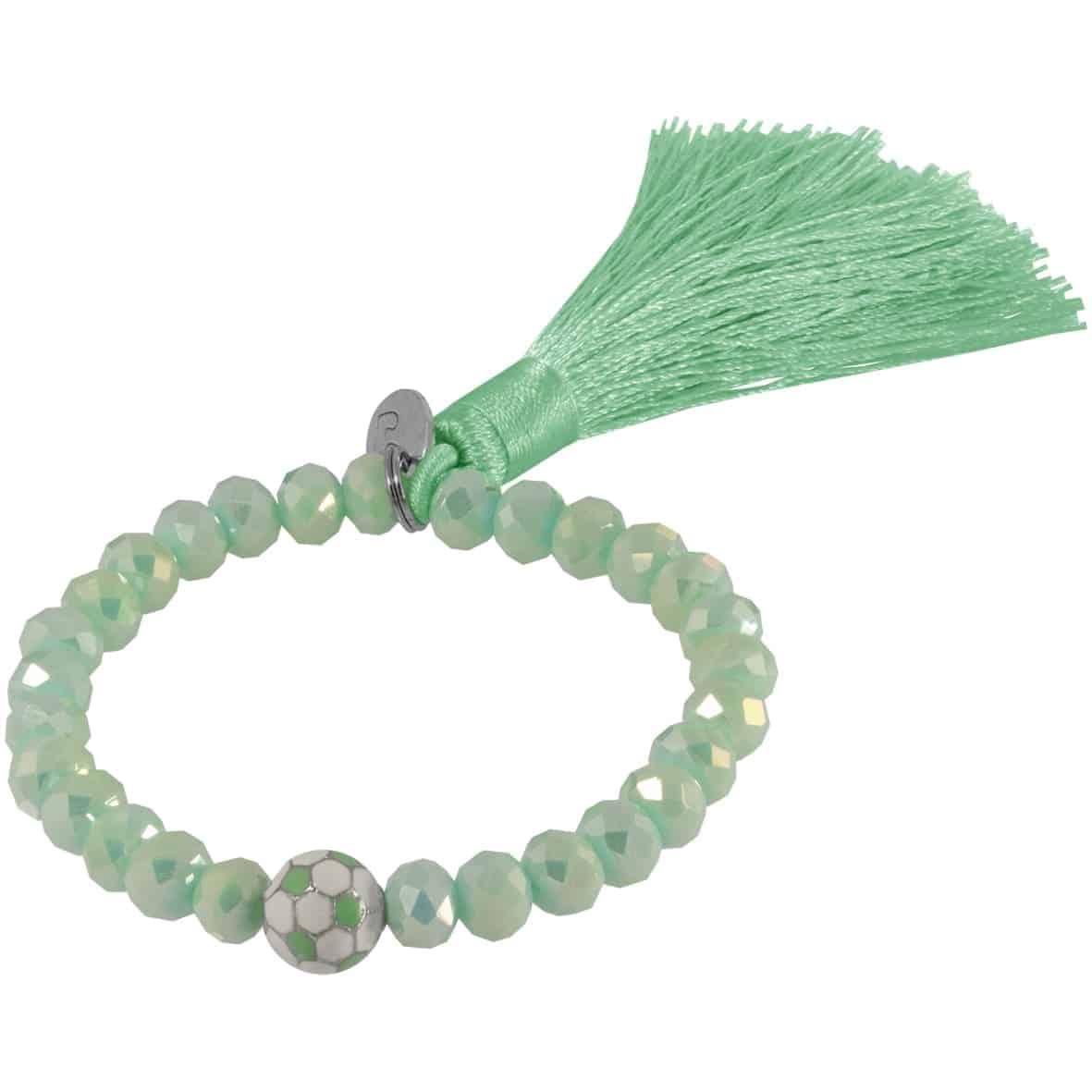 Fussball Armband von kronjuwelen.com