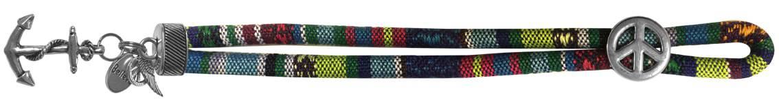 Armband Peace Zeichen kronjuwelen.com Schritt 2