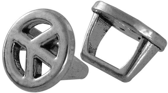 Slider Peace Zeichen kronjuwelen.com