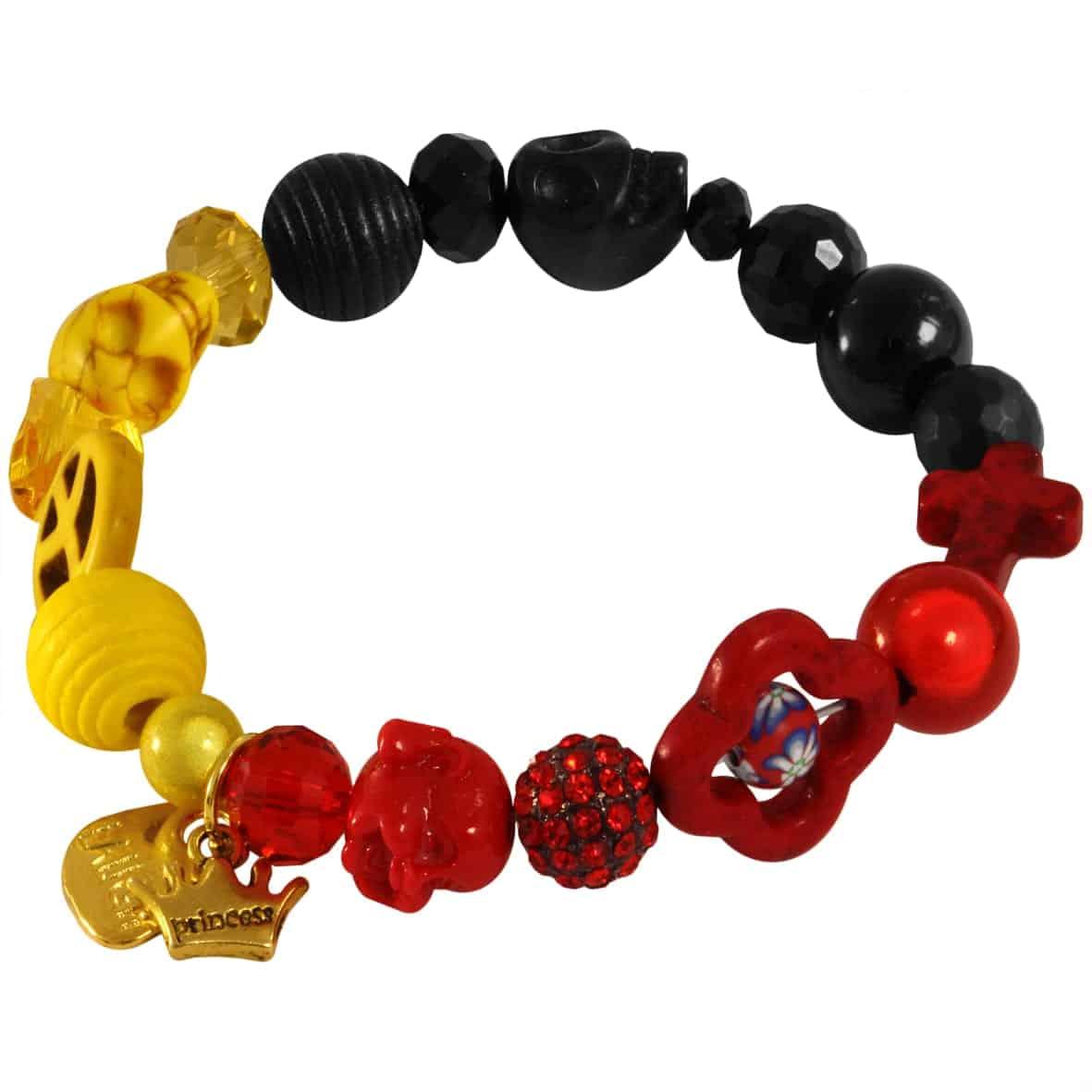 Die Mannschaft Fan Armband von kronjuwelen.com