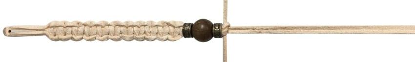 Geknüpftes Armband Anleitung von kronjuwelen.com Schritt 3