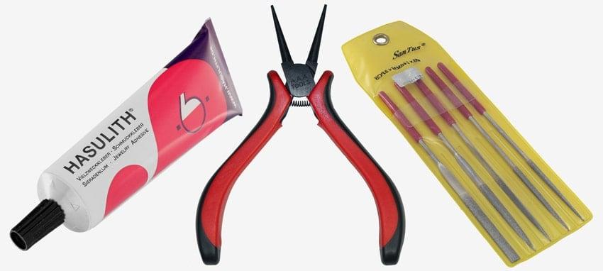 Schmuck Bastel Werkzeug