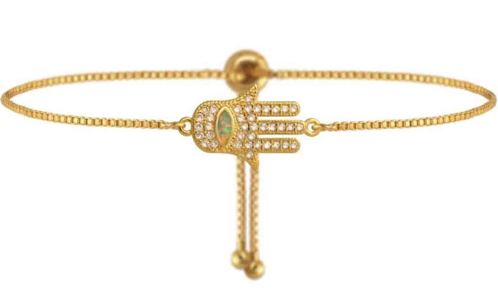 Juwelier Armband mit Buddha Hand von kronjuwelen.com