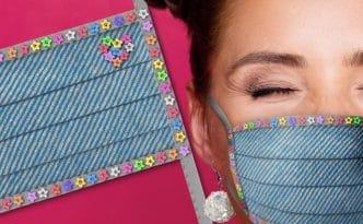 Corona Mund Schutz Anleitung zum Selber Machen